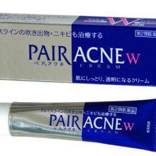 Kem trị mụn Pair acne 24g Nhật Bản