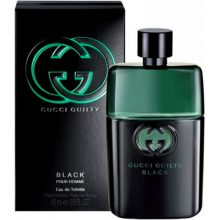 Nước hoa nam Gucci Black Pour Homme