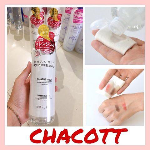 nuoc-tay-trang-chacott-cleansing-water-500ml-nhat-ban - Đệ Nhất Sắc - Mỹ  phẩm xách tay nội địa Nhật Bản tại Hà Nội Shiseido, Sk-II